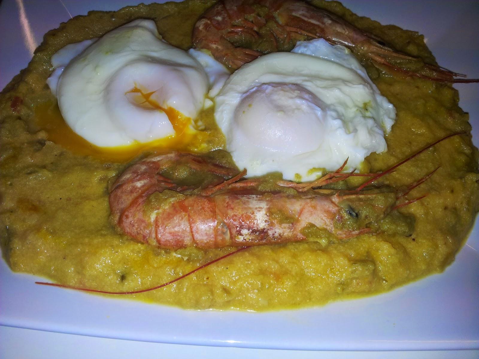 SALSA PIPIAN CON HUEVOS Y CAMARONES | Noticias de Buenaventura, Colombia y el Mundo