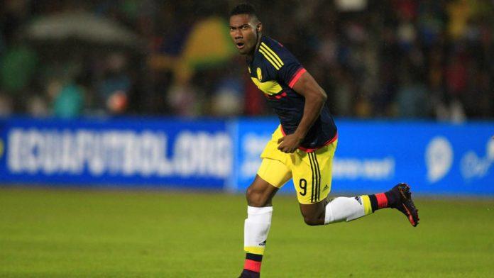 Damir Ceter le dio empate a la selección Colombia