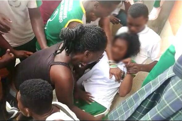 Presunta Posesion jóvenes en Choco