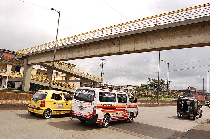 Transporte público en Buenaventura