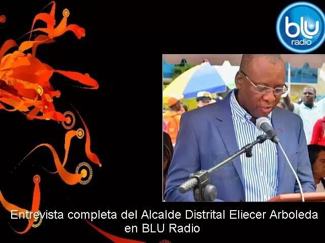 Entrevista Completa del Alcalde sobre el paro, en Blu Radio   Noticias de Buenaventura, Colombia y el Mundo