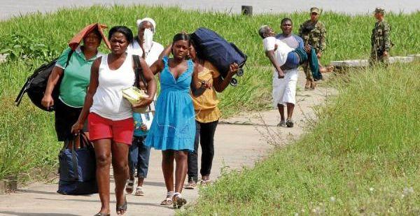 Gobierno garantizará retorno de emergencia para desplazados de Buenaventura