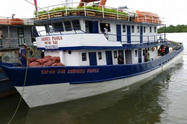 Barco de Cabotaje Buenaventura