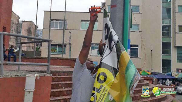 Dirección técnica Ambiental, con el ojo puesto a la Publicidad política en las calles   Noticias de Buenaventura, Colombia y el Mundo