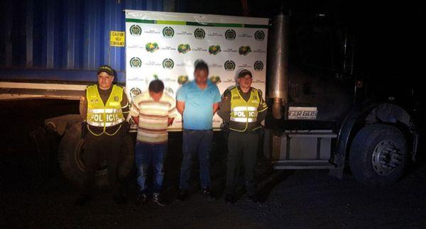 Dos hombres a la cárcel por secuestrar a conductor y robar su camión   Noticias de Buenaventura, Colombia y el Mundo