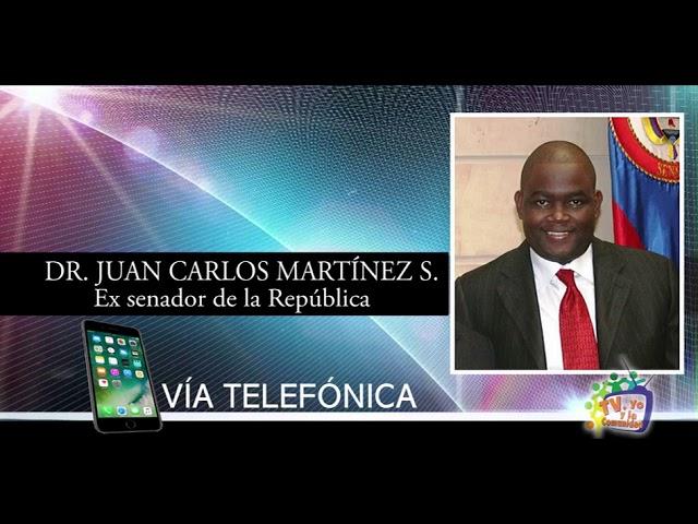 TV YO y la Comunidad   Entrevista a Juan Carlos Martinez después de su última captura   Noticias de Buenaventura, Colombia y el Mundo