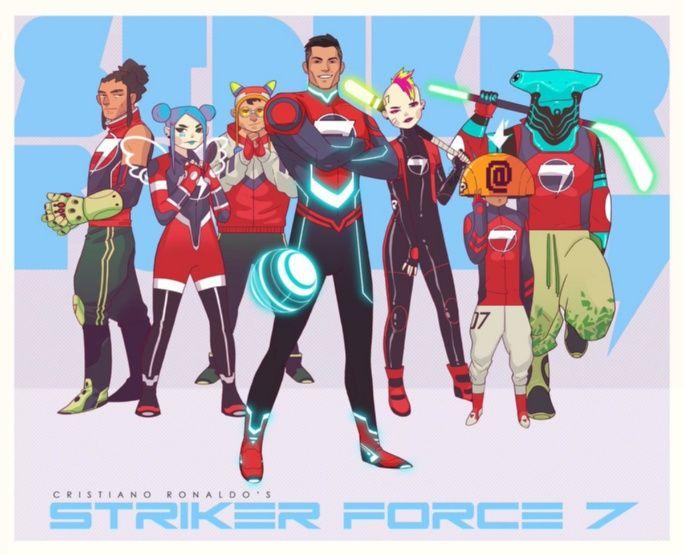 Ronaldo será un súper héroe en Striker Force 7 | Noticias de Buenaventura, Colombia y el Mundo