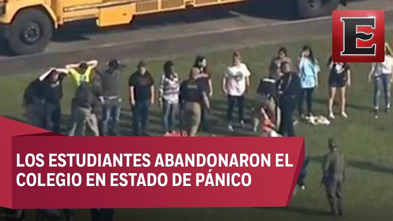 Nuevo tiroteo en Estados Unidos: Escuela en Texas estuvo bajo la amenaza de un francotirador | Noticias de Buenaventura, Colombia y el Mundo