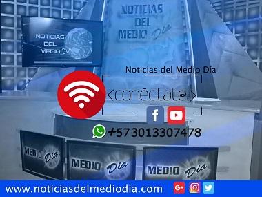 Noticias del Medio Día de Lunes a Viernes en Buenaventura