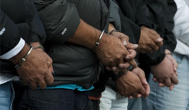 Foto referencia de Detenido