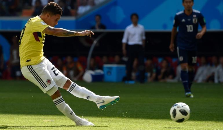 Gol de Quintero contra Japón, nominado al mejor del mundial   Noticias de Buenaventura, Colombia y el Mundo