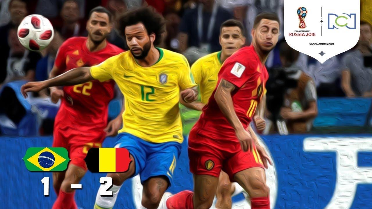 Brasil 1 - 2 Bélgica   Noticias de Buenaventura, Colombia y el Mundo