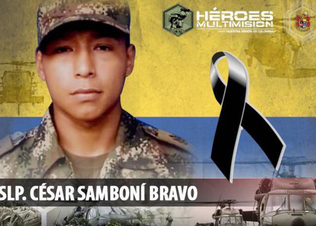 Un soldado muerto dejó combates entre Ejército y el ELN en Chocó | Noticias de Buenaventura, Colombia y el Mundo