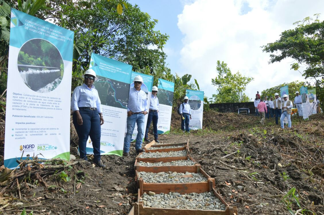 Avanzan obras para mejorar servicio de agua en Buenaventura | Noticias de Buenaventura, Colombia y el Mundo