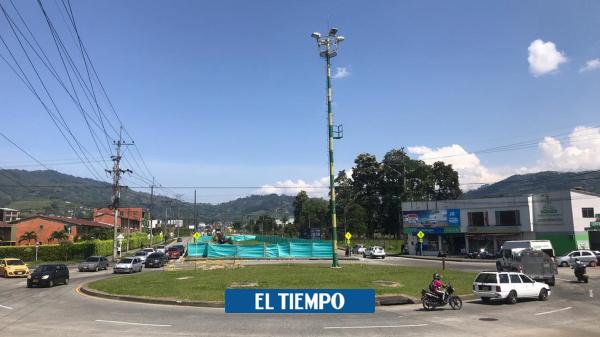 Autopistas del Café S. A. anuncia dos obras para Risaralda