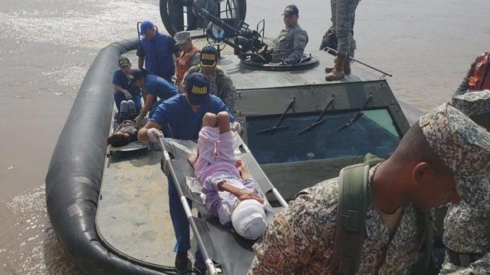 Madre y tres hijos sobreviven tras perderse 34 días en selva amazónica