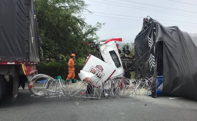 Martes accidentado: Seis personas murieron en vías del Valle y el Cauca