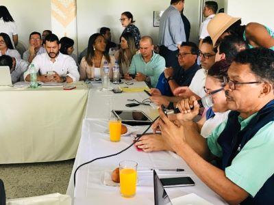 Ministra de Cultura visita Buenaventura