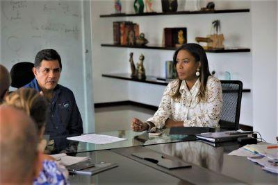 Positivo balance de la visita de la Ministra de Cultura a Buenaventura y Cali | Noticias de Buenaventura, Colombia y el Mundo