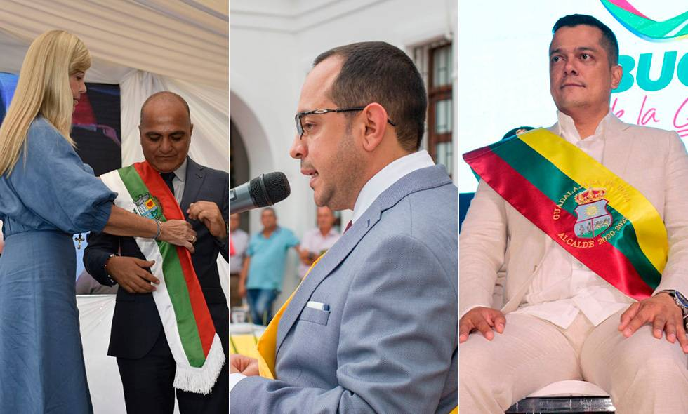 Posesión Alcaldes Valle 2020