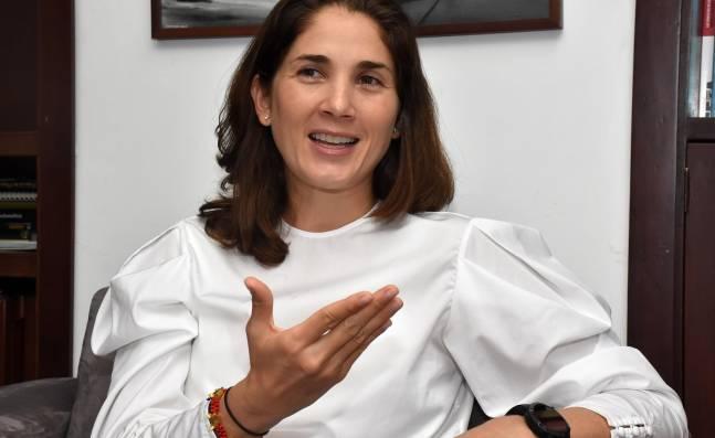 """""""La industria del Valle es el motor del empleo formal"""": Lina Sinisterra"""