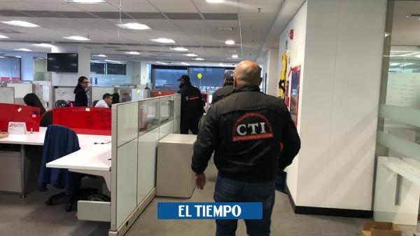 CTI realiza allanamientos en 5 alcaldías del Atlántico por PAE