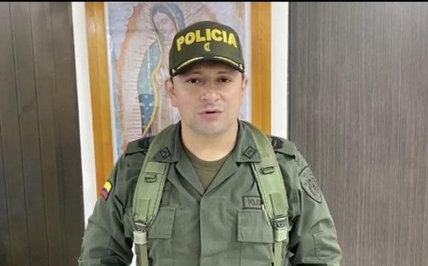 Mayor Edwin Fernando Rojas Aponte