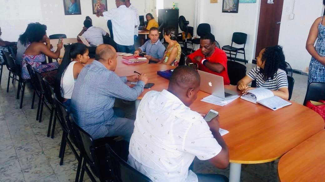 Consejo Distrital de Cultura Buenaventura