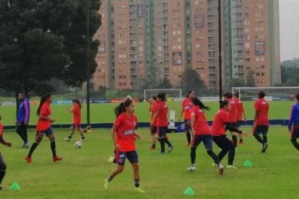 Definidos los rivales de Colombia en Suramericano sub-20 femenino