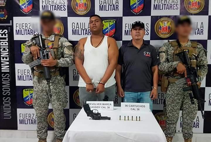 Félix Orlando Luna Angulo, alias Ronalito
