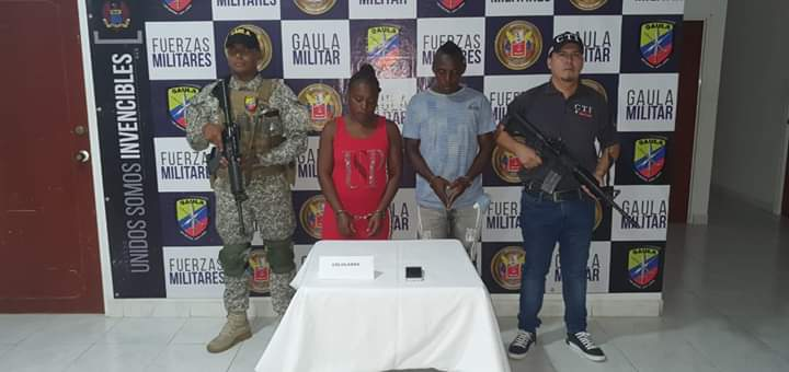 Integrandes banda criminal la empresa en Buenaventura
