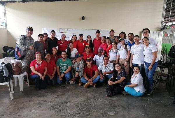 Jornada de Salud Barrio San Antonio Buenaventura