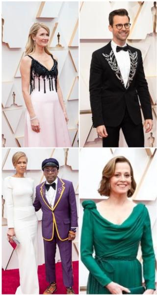Los 'looks' de los Óscars 2020