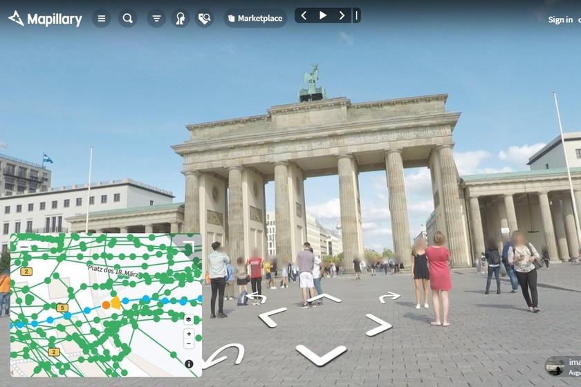 Mapillary, una alternativa colaborativa al Street View de Google Maps