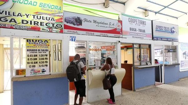 Terminal de Transporte de Buenaventura