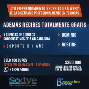 Diseño Web en Buenaventura