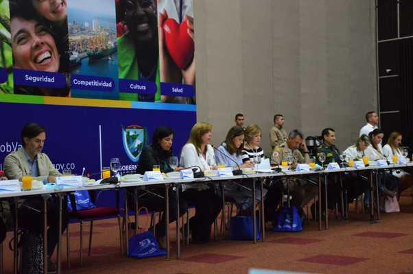 Concejales y Ediles de Buenaventura en el plan de desarrollo