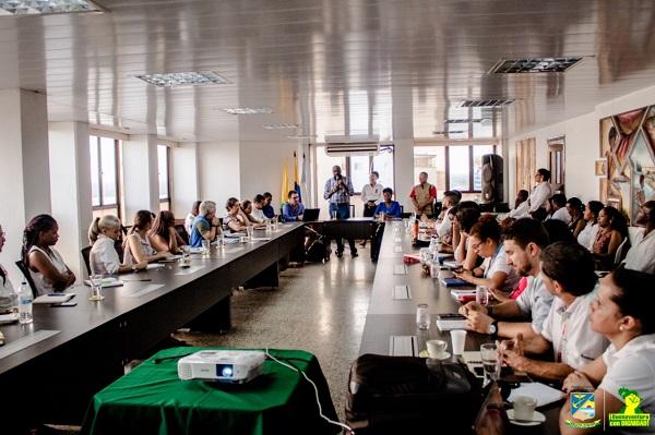 Cooperación Internacional Distrito de Buenaventura
