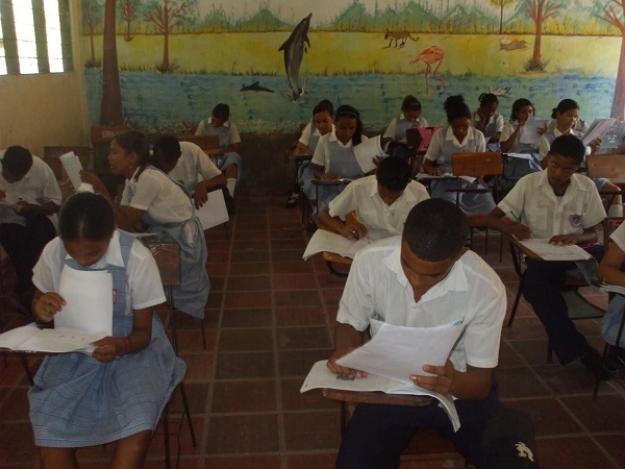 Estudiantes de Buenaventura