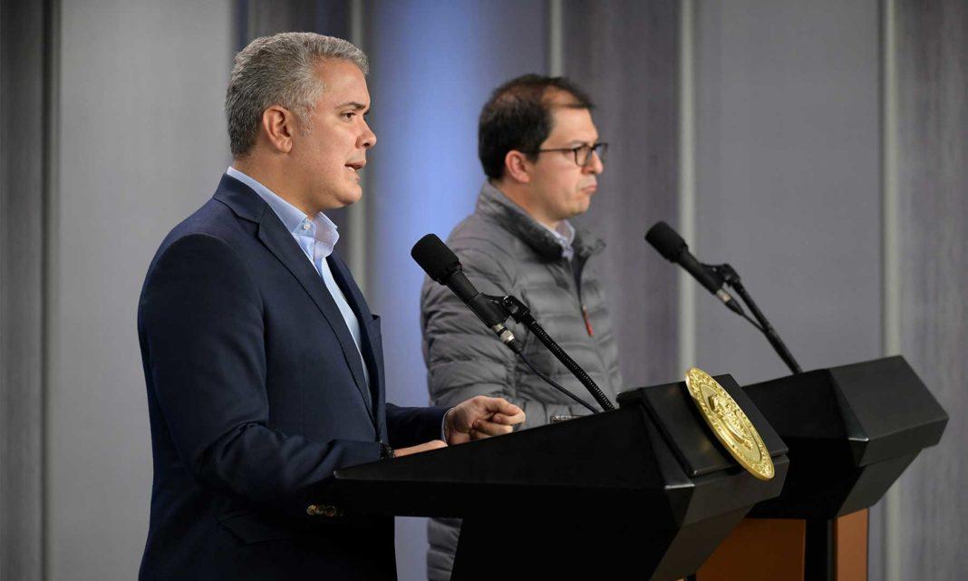 Coronavirus, COVID-19, salud, virus, pandemia, OMS, Iván Duque, Presidente Duque, Presidencia de Colombia, Presidencia de la Rep