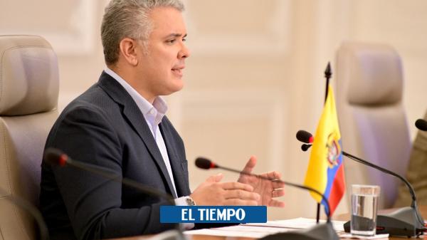 A Duque no le disgusta plan de Estados Unidos para Venezuela - Gobierno - Política
