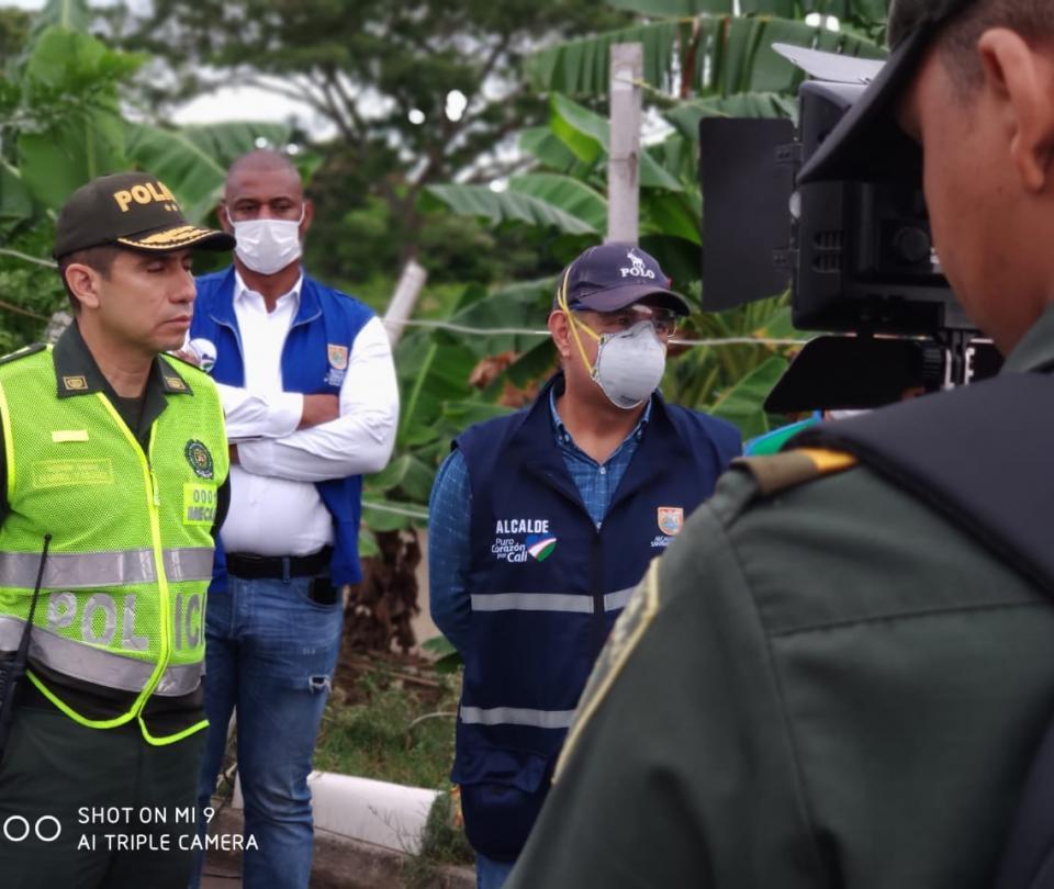 Ambiente con respiro en Valle, entregan mercados y polémica en Ipiales - Cali - Colombia