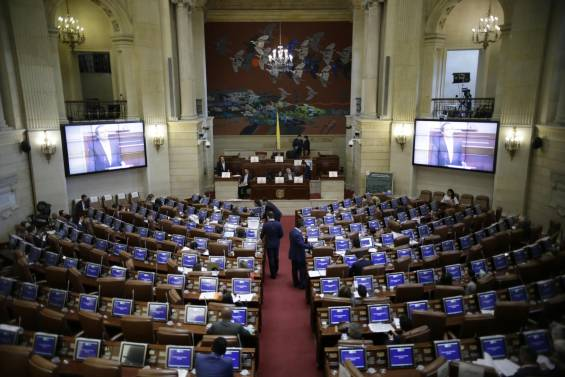 Asamblea del Valle y el Congreso sesionarán de forma virtual durante cuarentena nacional