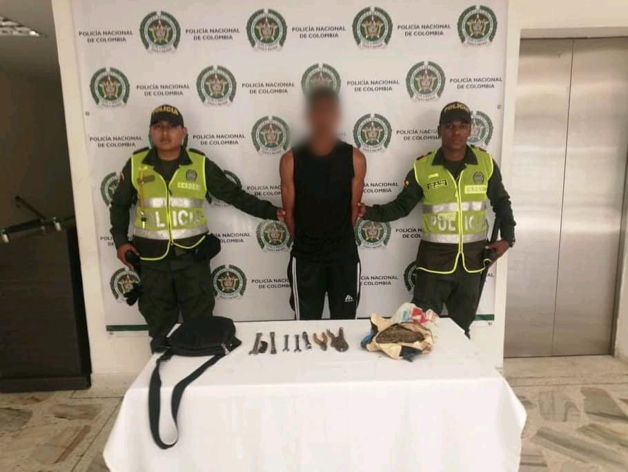 Capturado por la Policía en Buenaventura