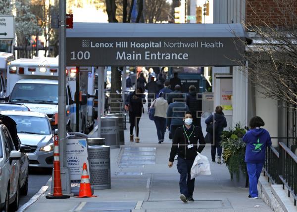 EE.UU. ya lidera los contagios en el mundo tras un mes del COVID-19 en América