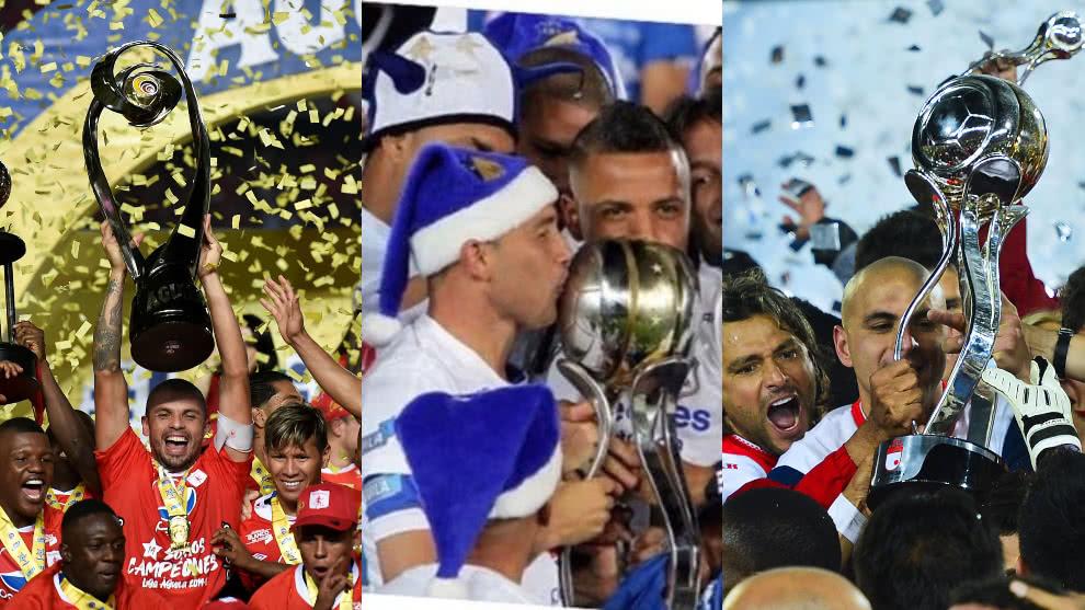 Equipos que más se han demorado en quedar campeones en el FPC