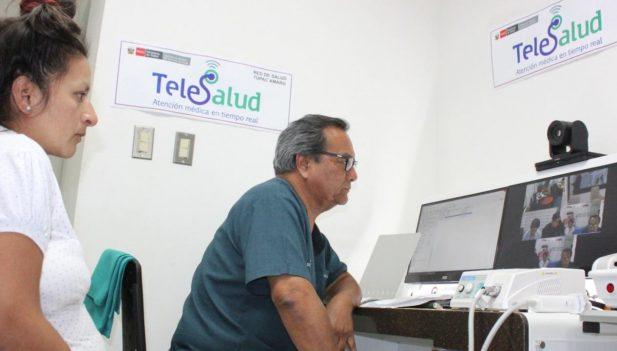 Peruanos accederán a atención médica a distancia haciendo uso de la tecnología
