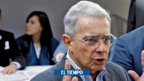 Uribe denuncia que estaban pidiendo dinero a nombre suyo por la emergencia - Congreso - Política