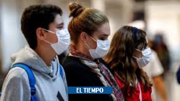 Van 91 enfermos con coronavirus en el Valle - Cali - Colombia
