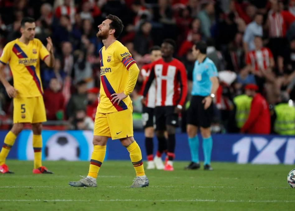 un año complicado para el Barcelona
